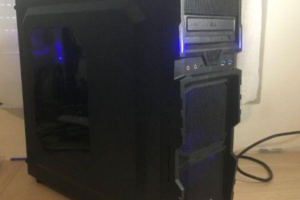 PC zum Gaming und Arbeiten (+Windows 10 Home)
