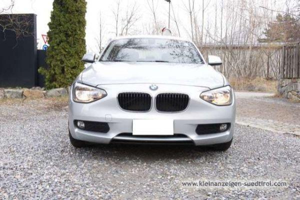 BMW 116 Serie 1 (F20) 5p. Business 13.500€ wie neu