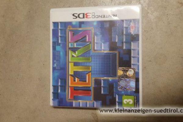Tetris Spiel 3 Ds