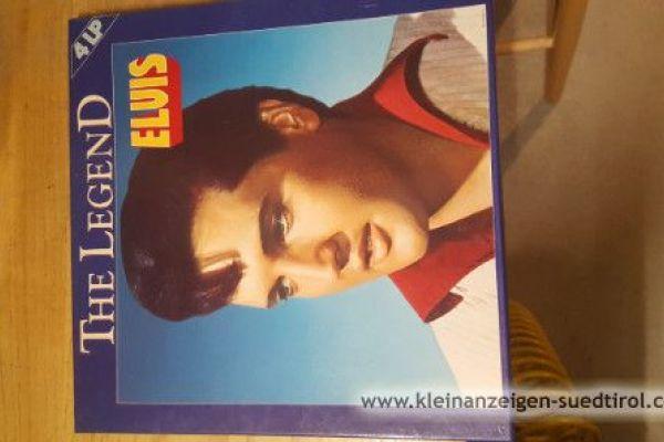 Schallplatten Elvis
