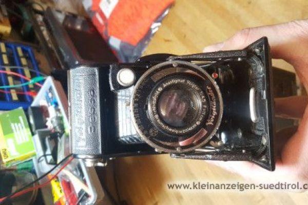 Alter Fotoaparat