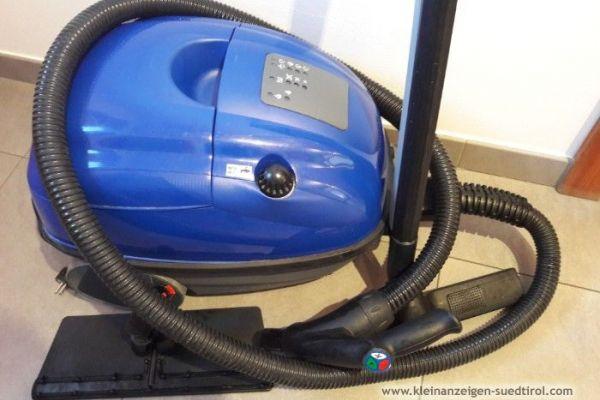 Dampfreiniger mit Saugfunktion