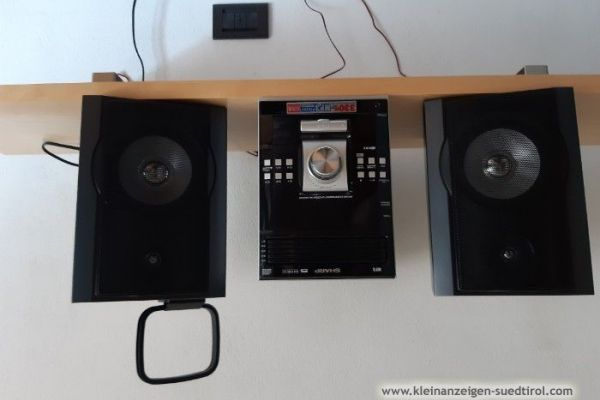 Stereoanlage SHARP