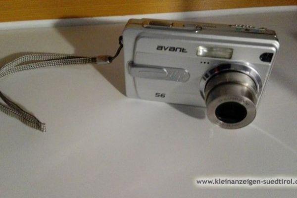 Fotocamera digitale Avant S6