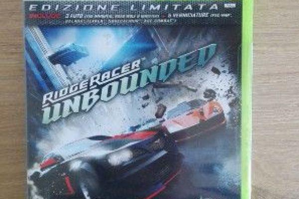 Ridge Racer Unbounded - XBOX