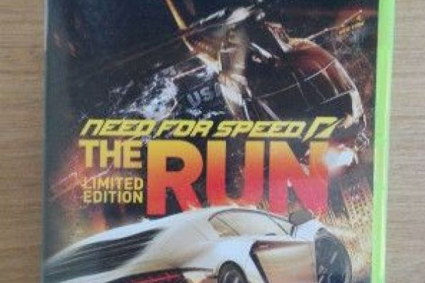 Need for Speed The Run - Limited Edition XBOX
