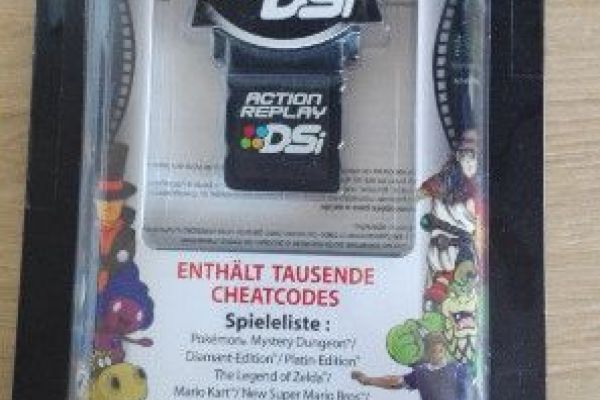 Action Replay DSL DSi