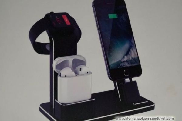 Charging Dock for Apple Watch AirPods iPhone