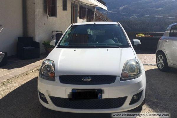 Ford Fiesta Baujahr 2008
