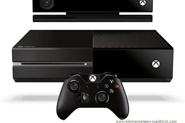 Xbox One mit Kinekt und Spielen um 140€