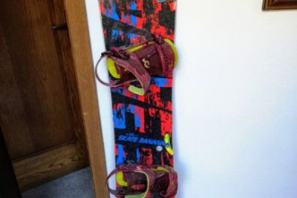 Snowboard Skatebanana