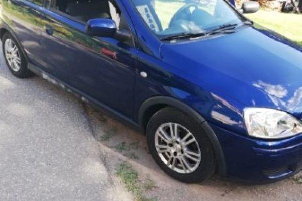 Opel Corsa (GANZ) billig herzugeben