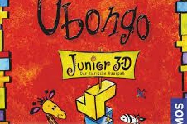 Kosmos Ubongo Junior 3D