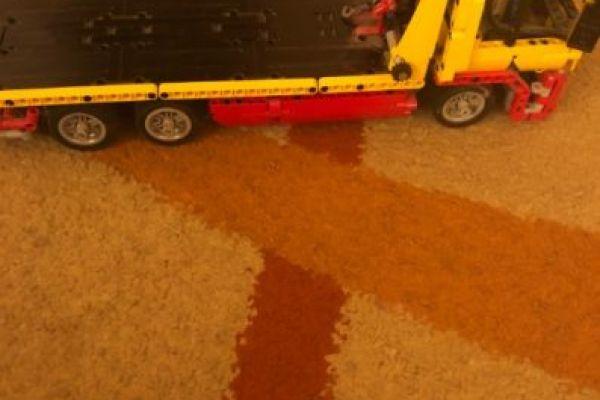 Lego technik Abschleppwagen
