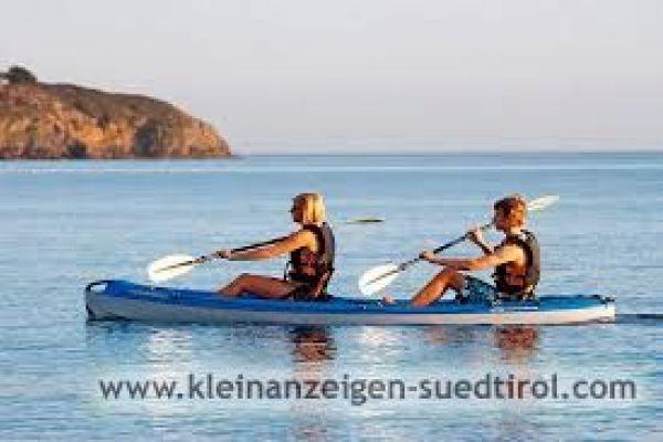Ruder-Kayak TOBAGO Blue 380€