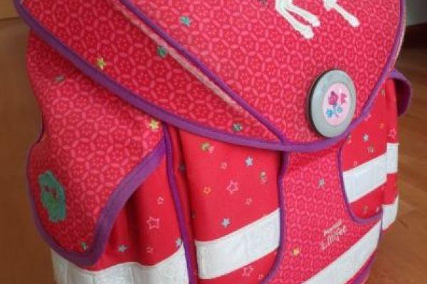 Schultasche Spiegelburg mit Griffelschachtel