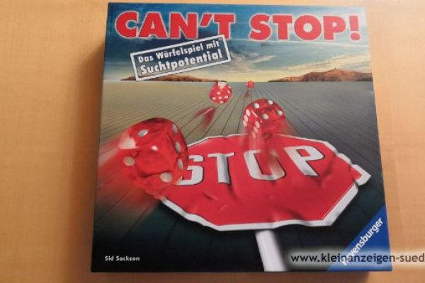 Würfelspiel Can\'t stop von Ravensburg