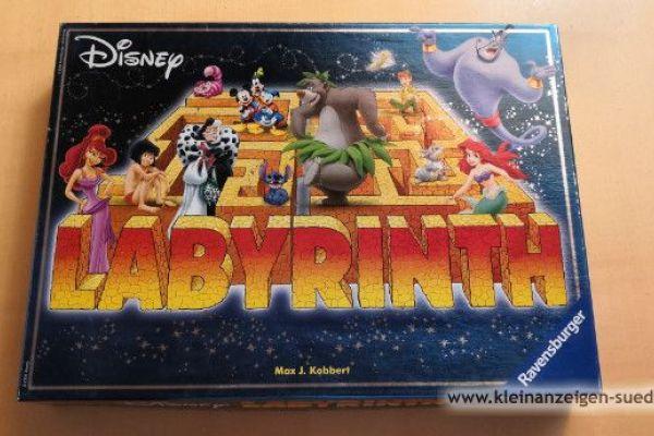 Labyrinth Disney von Ravensburg