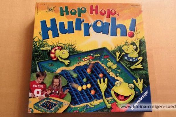 Hop Hop Hurrah von Ravensburg