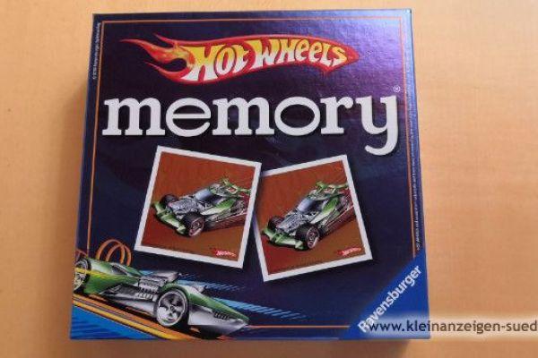 Memory Hot Wheels von Ravensburg