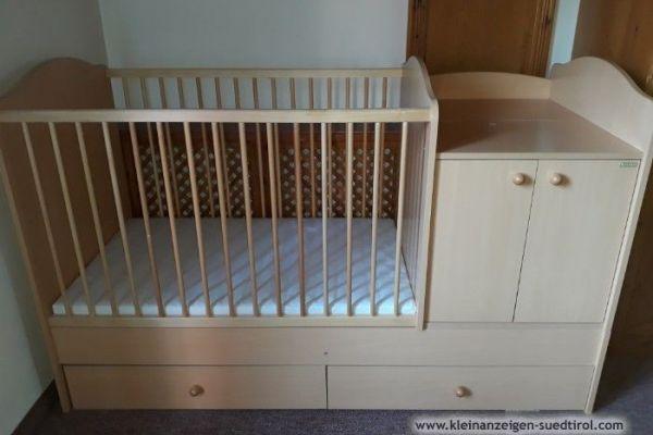Babybett verkaufen