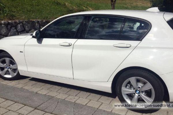 Original BMW 1er Felgen + Sommerreifen 205/55 R16