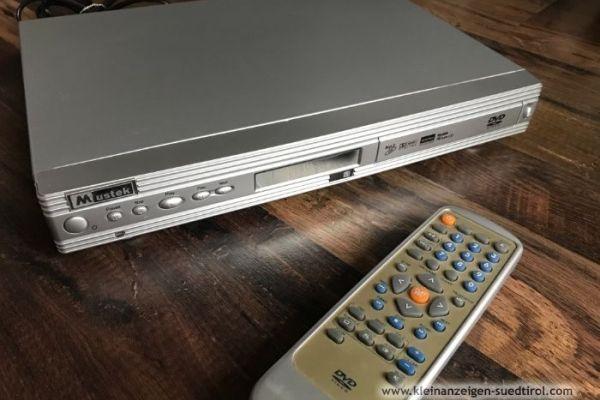 Neuwertiger DVD- und CD- Player günstig abzugeben