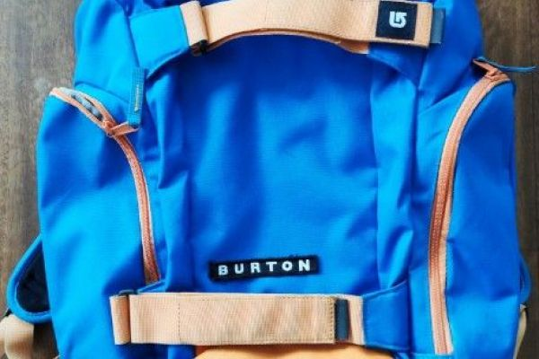 Burton Rucksack und Tasche