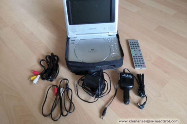 Tragbarer DVD-Player