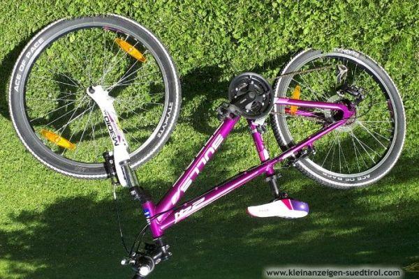 Verkaufe Mädchenmountainbike