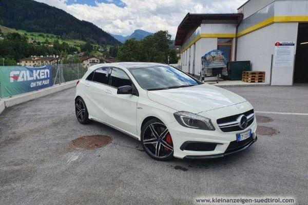 Verkaufe Mercedes a45 amg