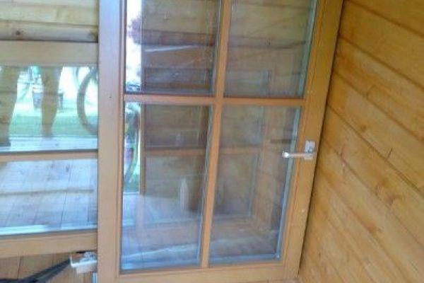 Fenster für den Außenbereich