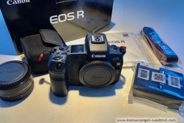 Canon R Vollformatkamera