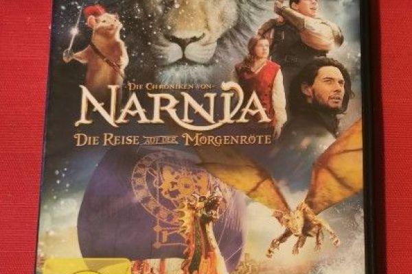 Verkaufe Narnia Die Reise auf der Morgenröte