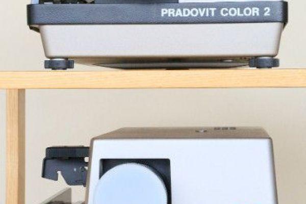 Dia-Projektoren mit Überblendegerät - €390