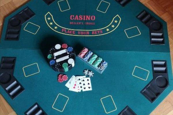 Poker Gamer Set