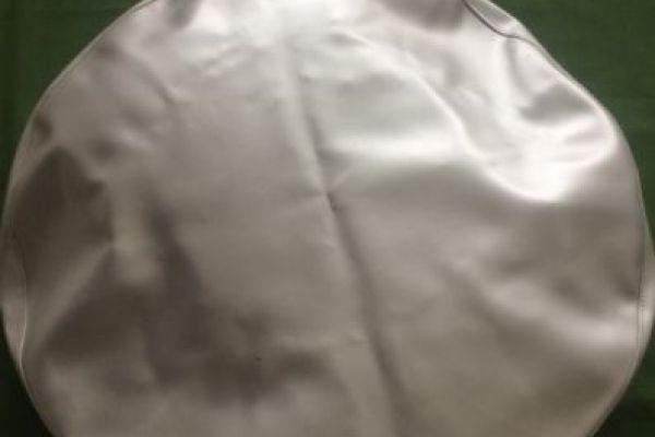 Abdeckung für Reserverad