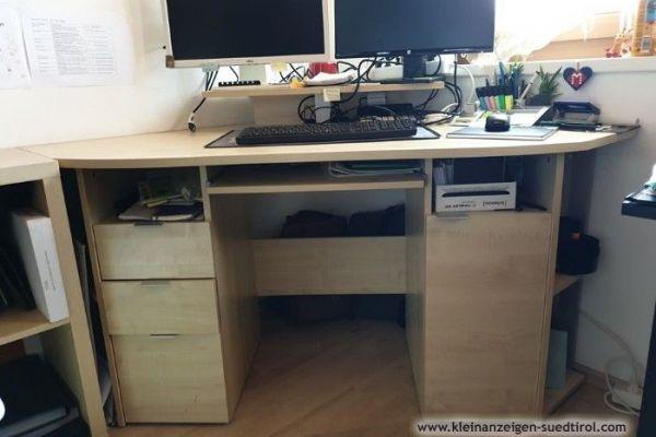 Eck - Schreibtisch