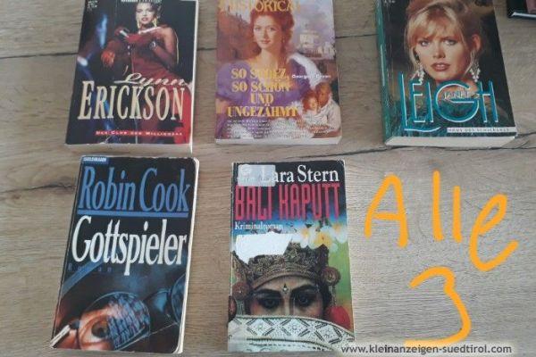 Bücher zu verkaufen 2