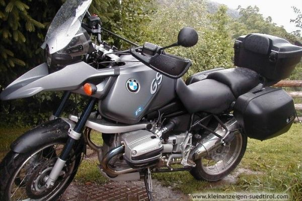 BMW 1150 GS Enduro