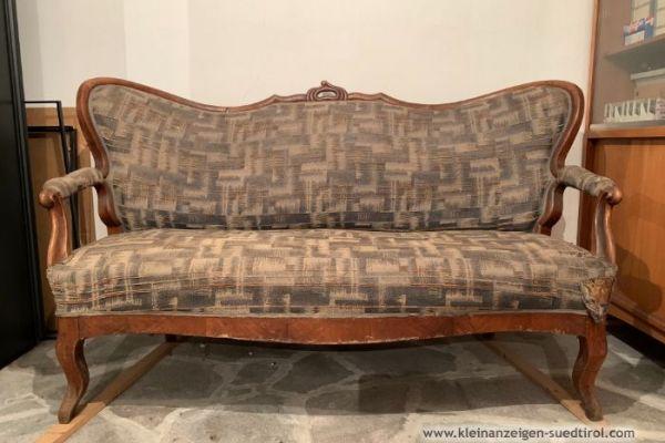 Neobarockes Sofa