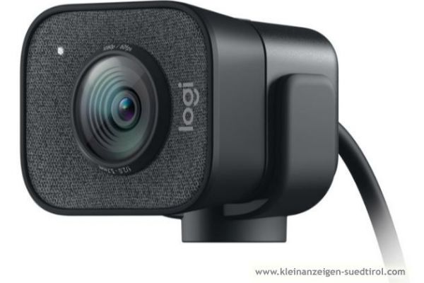 Logitech StreamCam webcam 1920 x 1080 Pixel