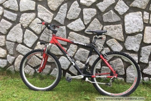Mountain Bike N.C.R. Spirit