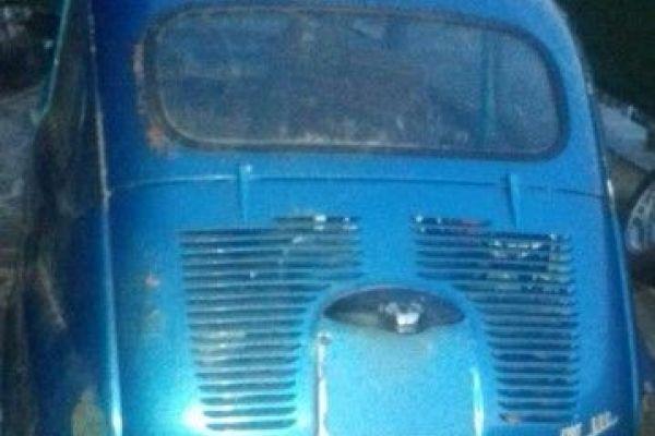 Verkaufe Fiat 600 D