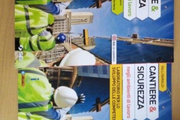 Verkaufe Oberschulbuch Cantiere e sicurezza