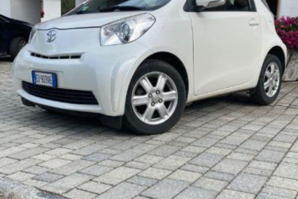 Toyota IQ für Führerscheinneulinge