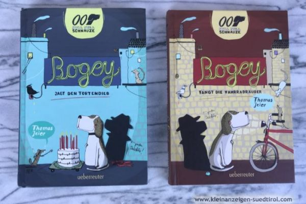 2 Bogey Bücher 5€
