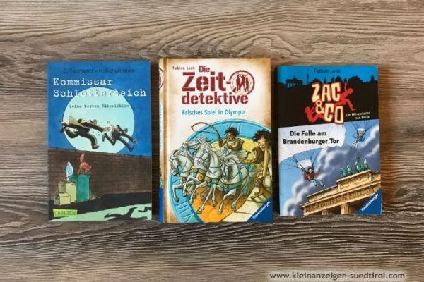 Verschiedene Bücher zu verkauften 7€