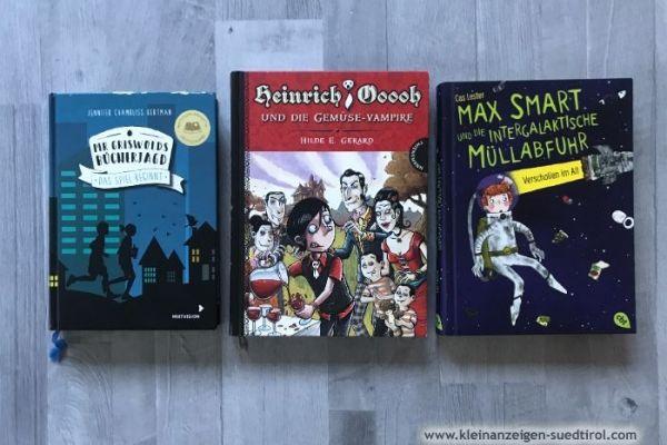 Verschiedene Bücher zu verkaufen 7€