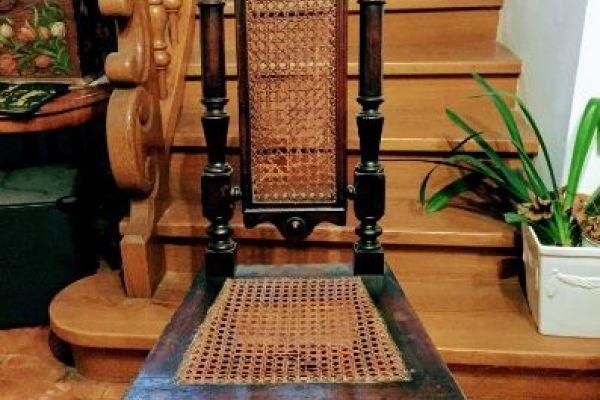 Antike originale venezianer stühle